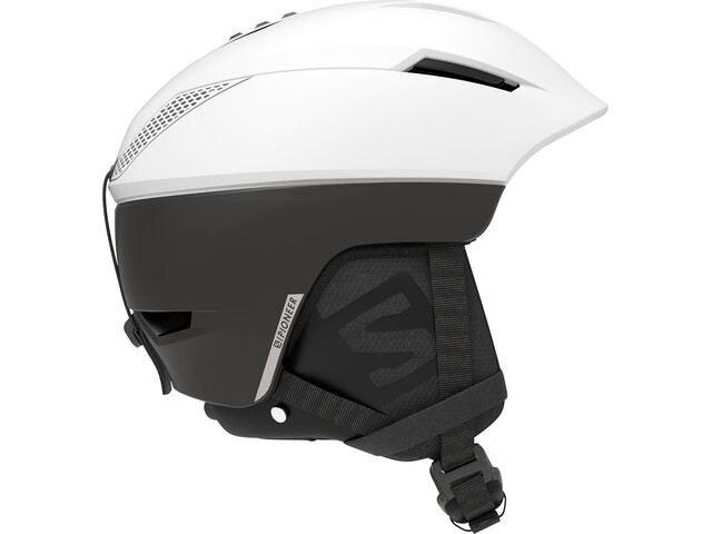Salomon Pionner C. Air Helmet Men white-black